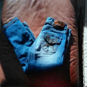 Seven 7 -  4 - Capri Jeans